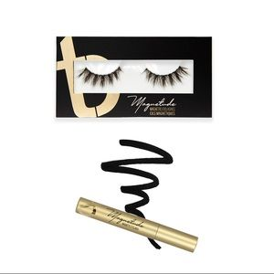 Magnetic Lashes with Magnetic Eyeliner and Anchors